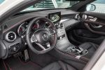 Mercedes-Benz C 450 AMG 4MATIC Sportmodell C-Klasse 2015 W205 V6 Allrad Interieur Innenraum Cockpit