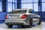 Mercedes-Benz C 63 AMG Edition 507 Coupe 6.3 V8 Performance Package Speedshift MCT 7 Gang Heck Ansicht