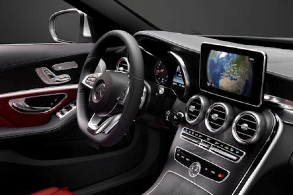 Mercedes-Benz C-Klasse 2014: Klimatisierung - Signale aus dem All ...