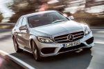 Mercedes-Benz C-Klasse 2015 W205 C 160 C 200 4MATIC Allrad Front
