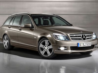 Mercedez Benz on Mercedes Benz C Klasse Special Edition Indiumgrau Limousne T Modell