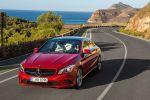 Mercedes-Benz CLA-Klasse A 250 A 220 CDI 7G DCT Effizienz viertüriges Coupe BlueDirect Magerbrennverfahren Schichtladebetrieb Front