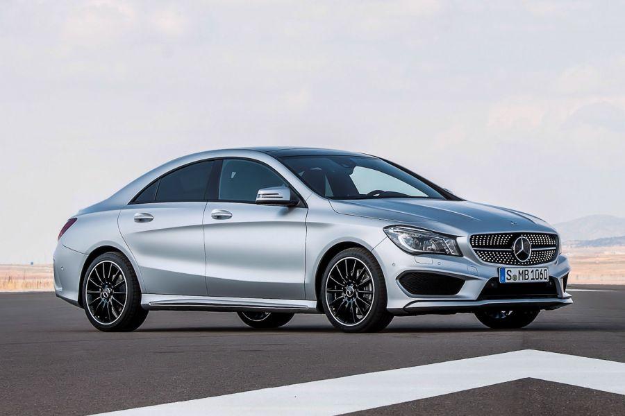 Mercedes cla klasse 2013 luft widerstand zwecklos for 2013 cla mercedes benz