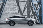 Mercedes-Benz Concept Coupe SUV MLC Crossover 3.0 V6 Biturbo 9G-Tronic Seite