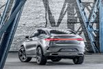 Mercedes-Benz Concept Coupe SUV MLC Crossover 3.0 V6 Biturbo 9G-Tronic Heck