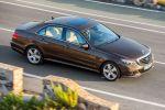 Mercedes-Benz E 300 BlueTec Hybrid E-Klasse Limousine Tanger Goodwood Afrika Marokko England Großbritannien Spritsparfahrt Vierzylinder Diesel Elektromotor E-Maschine Front Seite