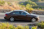 Mercedes-Benz E 300 BlueTec Hybrid E-Klasse Limousine Tanger Goodwood Afrika Marokko England Großbritannien Spritsparfahrt Vierzylinder Diesel Elektromotor E-Maschine Seite