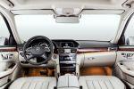 Mercedes-Benz E-Klasse Limousine Langversion Sport Sedan V6 E 300 E 400 E 260 BlueEfficiency Pre Safe Plus Distronic BAS Spurhalte Assistent Totwinkel Attention Assist Interieur Innenraum Cockpit