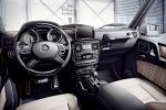 Mercedes-Benz G 350 d G-Klasse 2015 V8 Biturbo Fahrwerk Interieur Innenraum Cockpit
