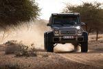 Mercedes-Benz G 63 AMG 6x6 Pickup Geländewagen Offroad V8 Biturbo AMG Speedshift Plus 7G Tronic Front Ansicht