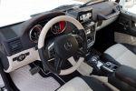 Mercedes-Benz G 63 AMG 6x6 Pickup Geländewagen Offroad V8 Biturbo AMG Speedshift Plus 7G Tronic Interieur Innenraum Cockpit