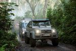 Mercedes-Benz Jurassic World G 63 AMG 6x6 Sprinter Dinosaurier Front