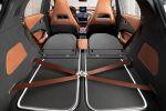 Mercedes-Benz GLA Concept Kompakt SUV 4MATIC Allrad 7G-DCT Turbo Benziner Laser Beamer Comand Online Interieur Innenraum Kofferraum