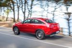 Mercedes-Benz GLE 450 AMG Coupe SUV Coupe Allrad 4MATIC 3.0 V6 Biturbo 9G-DCT Dynamic Select Sport Comfort Airmatic ADS Plus Distronic Plus BAS Plus Parktronic Magic Vision Control Heck Seite
