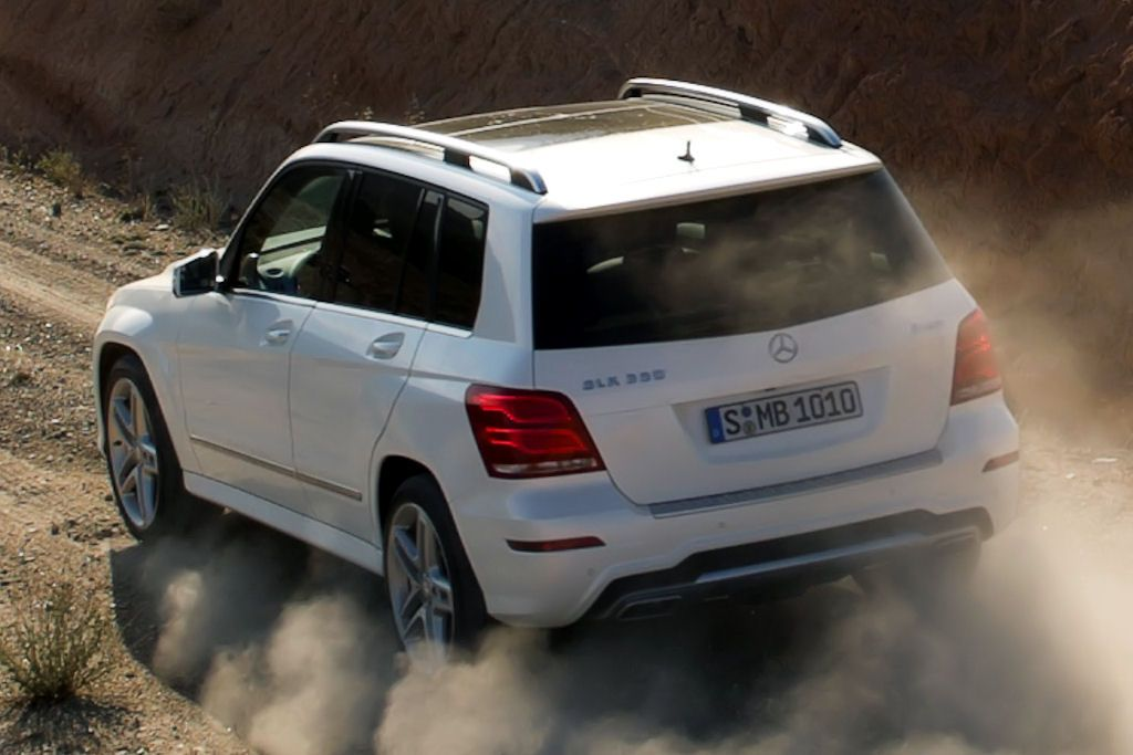 Mercedes benz glk 2012 die neuauflage des dynamischen for Mercedes benz attention assist