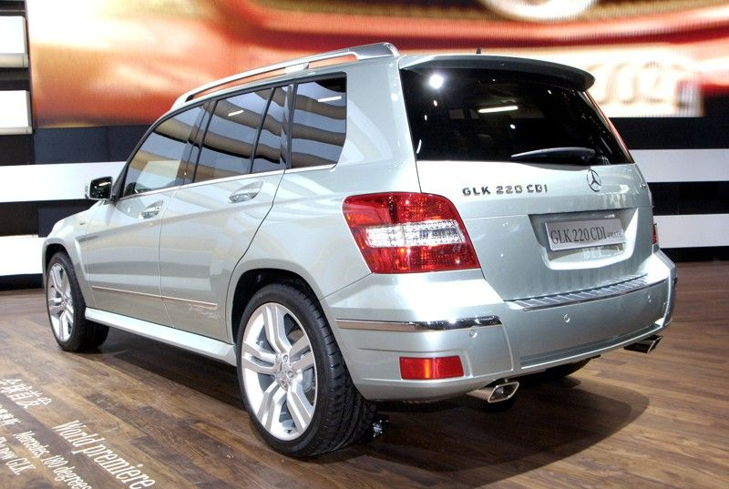 auto china peking 2008 mercedes benz glk 220 cdi speed heads. Black Bedroom Furniture Sets. Home Design Ideas