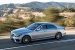 Mercedes-Benz S 63 AMG 4MATIC Allrad S-Klasse 2013 W222 Limousine 5.5 V8 Biturbo Speedshift MCT 7 Gang Sportgetriebe Road Surface Scan Air Balance Energizing Seite