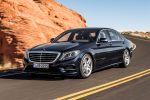 Mercedes-Benz S-Klasse 2013 W222 Limousine V6 V8 Hybrid CDI BlueTec 7G Tronic Plus Road Surface Scan Air Balance Energizing Front Seite