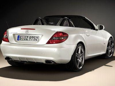 2009 Mercedes Benz Slk 2look Edition. Mercedes Benz SLK 2LOOK