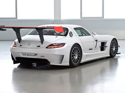 mercedes benz sls amg gt3 neues fl gelmonster f r den rennsport seite 1 speed heads. Black Bedroom Furniture Sets. Home Design Ideas