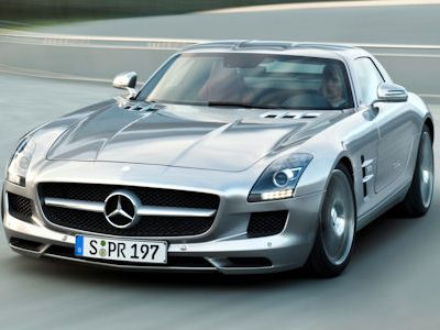mercedes benz sls amg der neue supersportwagen ist enth llt seite 1 speed heads. Black Bedroom Furniture Sets. Home Design Ideas