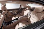 Mercedes-Maybach S-Klasse S 600 X 222 Langversion Luxuslimousine Interieur Innenraum Fond Rücksitze