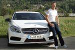 Mercedes-Benz Michael Schumacher Intelligent Drive Botschafter Formel 1 Weltmeister