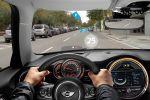 Mini Augmented Vision Datenbrille Röntgenblick Head-up-Funktion X-Ray SMS Nachrichten Navigation Einparken