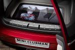 Mini Clubman Concept 2014 Lifestyle Kombi Air Breather Air Curtains Side Scuttle Toggle Glanzleder Nubukleder Walknappa Eschenmaser Kofferraum