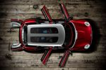 Mini Clubman Concept 2014 Lifestyle Kombi Air Breather Air Curtains Side Scuttle Toggle Glanzleder Nubukleder Walknappa Eschenmaser Dach