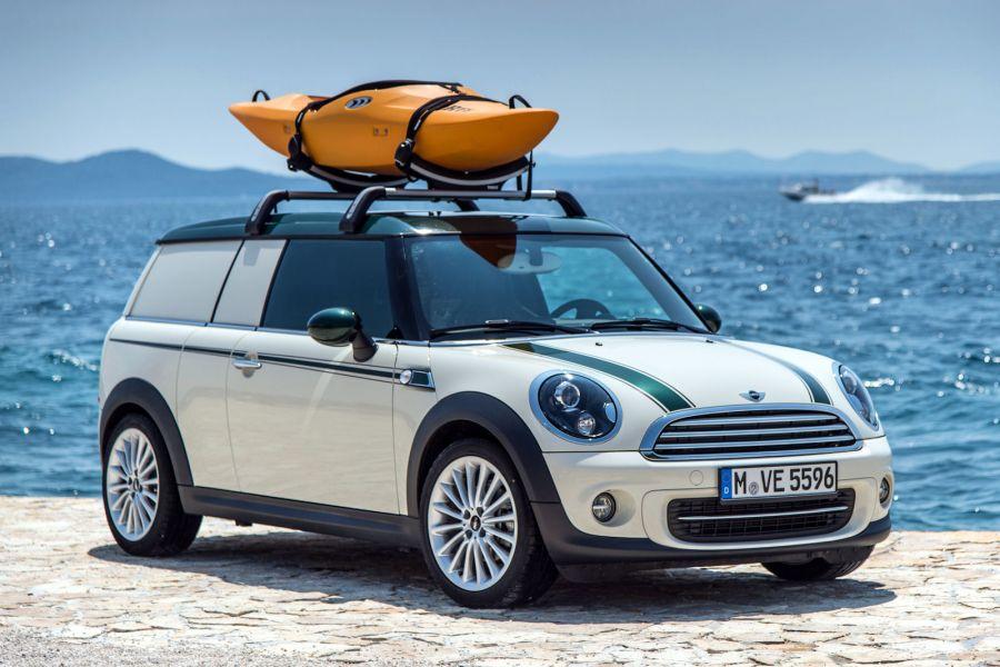 Mini Clubvan Camper Das Kleinste Premium Wohnmobil Der
