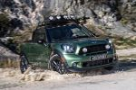 Mini Paceman Adventure Pickup Offroad Gelände Cooper S 1.6 Twin Scroll Turbo Front Seite