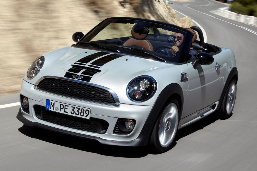 Mini Roadster Der Offene Zweisitzer Für Das Intensive Gokart
