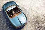Mini Superleggera Vision Roadster Carrozzeria Touring Elektromotor Finne Aluminium Heck