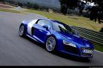 Audi R8 V10 Test - Seite Ansicht seitlich Felge vorne hinten