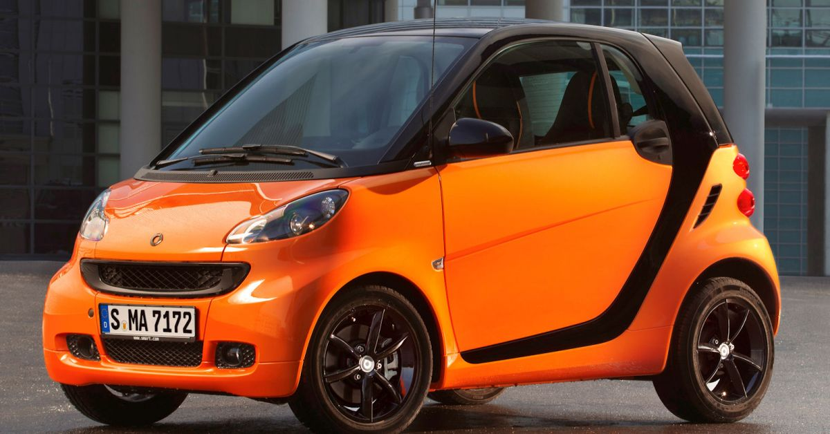 smart fortwo nightorange das schrille orange der nacht. Black Bedroom Furniture Sets. Home Design Ideas