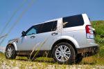 land rover discovery test - 3.0 tdv6 hse diesel suv offroader geländewagen disco terrain response heck seite ansicht