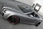 Bentley Continental Supersports Cabrio 6.0 W12 C-Sport LowMaXX Front Seite Ansicht