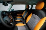 Mini goes Tumi Alpha Bravo Clubman Hunter Green Jägergrün Koffer Interieur Innenraum Cockpit