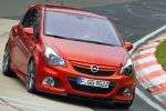 Opel Corsa OPC Nürburgring Edition Opel Performance Center 1.6 Turbo Front Ansicht