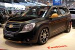Irmscher Chevrolet Orlando Familien Van MPV Multi Purpose Vehicle 2.0 Evo Star Front Seite Ansicht