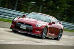 Nissan GT-R 2015 3.8 V6 Aerodynamik Fahrwerk Handling Front Seite