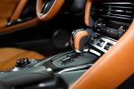 Nissan GT-R 2017 Facelift Modellpflege 3.8 V6 Twin Turbo Biturbo Allrad Aerodynamik Fahrwerk Handling Active Sound Enhancement ASE Infotainment Katsura Orange Interieur Innenraum Cockpit