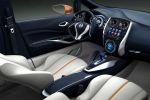 Nissan Invitation Minivan Concept Car Studie kompakt Schrägheck Pure Drive AVM Around View Monitor Interieur Innenraum Cockpit