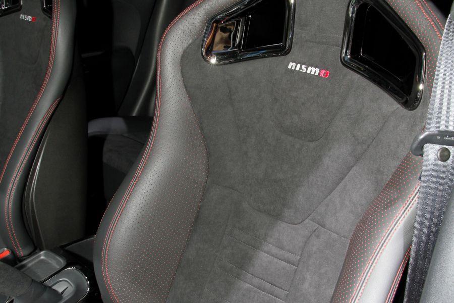 Nissan juke nismo concept der vorbote neuer performance for Nissan juke innenraum