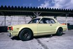 Nissan KPGC-10 GT-R Testlauf 1971
