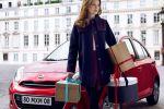 Nissan Micra Elle Fashion Frau Dame Lady Acenta 1.2 Dreizylinder Front Seite Ansicht Model