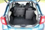 nissan micra facelift 2013 test - k13 stadtwagen kleinwagen city flitzer 1.2 dig-s dreizylinder kompressor parkguide einparkhilfe parking slot measurement psm fahrbericht probefahrt interieur innenraum kofferraum