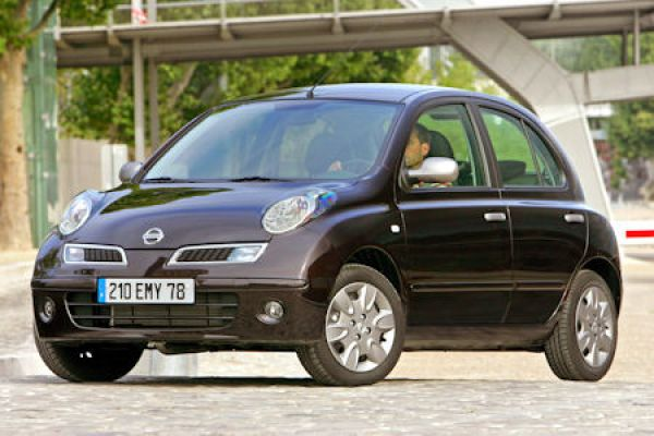 nissan micra i way multimedial durch die city speed heads. Black Bedroom Furniture Sets. Home Design Ideas