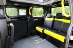 Nissan NV200 London Taxi Black Cab Interieur Innenraum